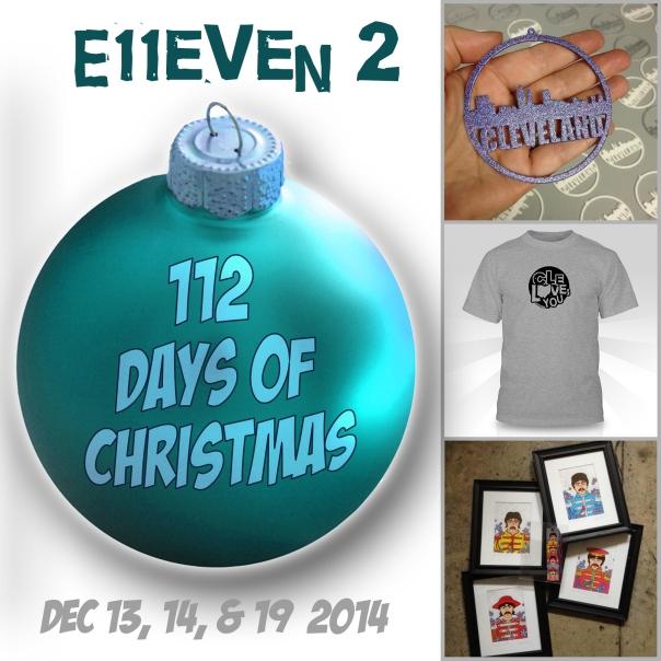 112 days of christmas
